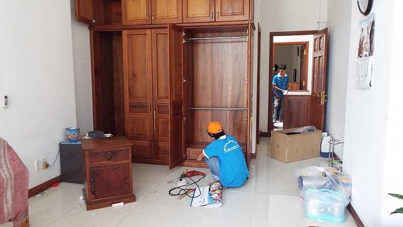 Thợ sửa chữa đồ gỗ tại quận Hà Đông