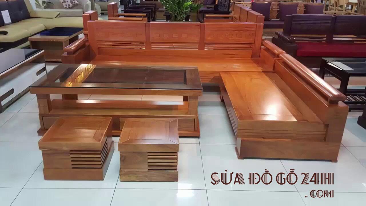 Dịch vụ đóng đồ gỗ uy tín giá rẻ tại quận Bắc Từ Liêm