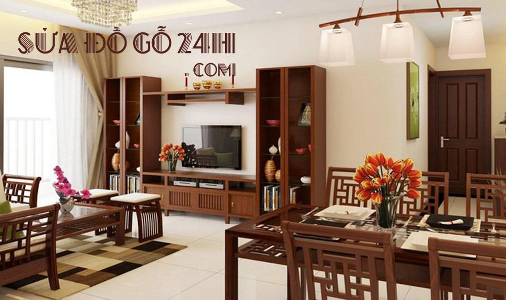 Đơn vị sửa đồ gỗ uy tín chất lượng tại Hoàn Kiếm