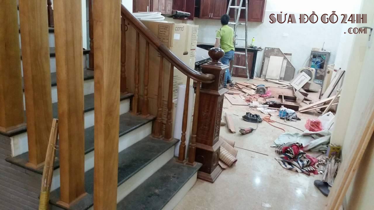 Dịch vụ sửa đồ gỗ tại quận Hai Bà Trưng - Hà Nội