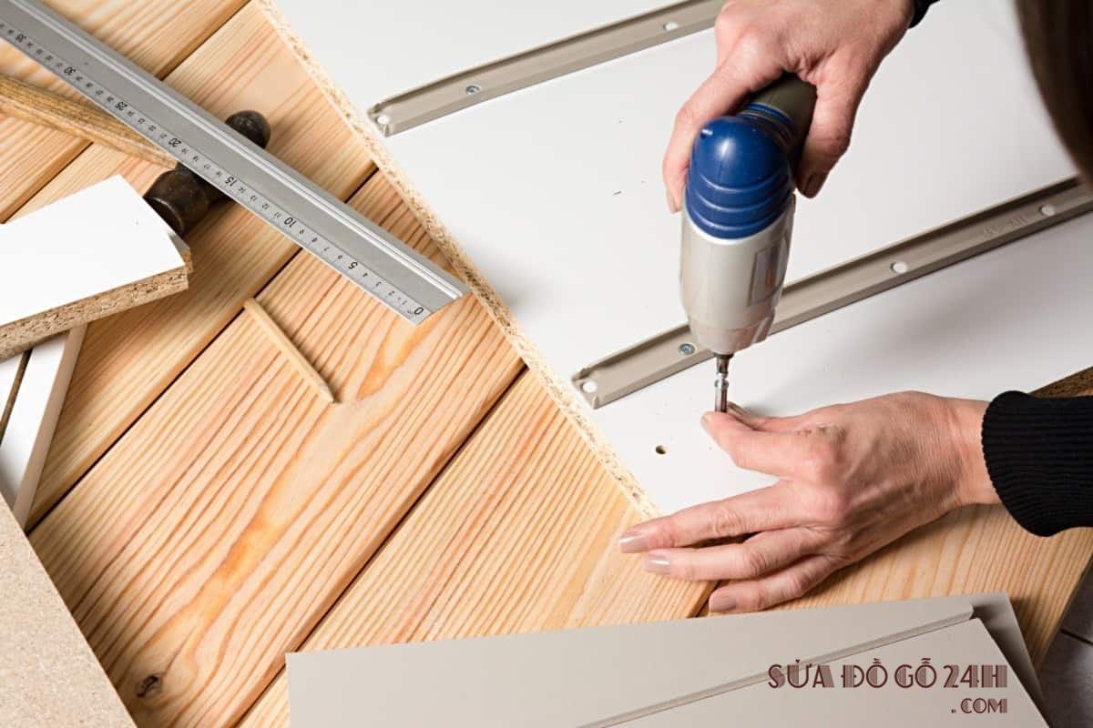 Thợ sửa đồ gỗ tại quận Thanh Xuân