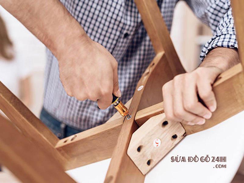 Thợ tháo lắp đồ gỗ tại quận Nam Từ Liêm