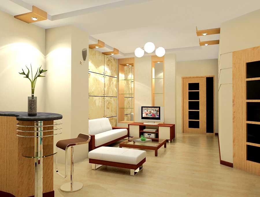 đồ gỗ nội thất với diện tích nhỏ