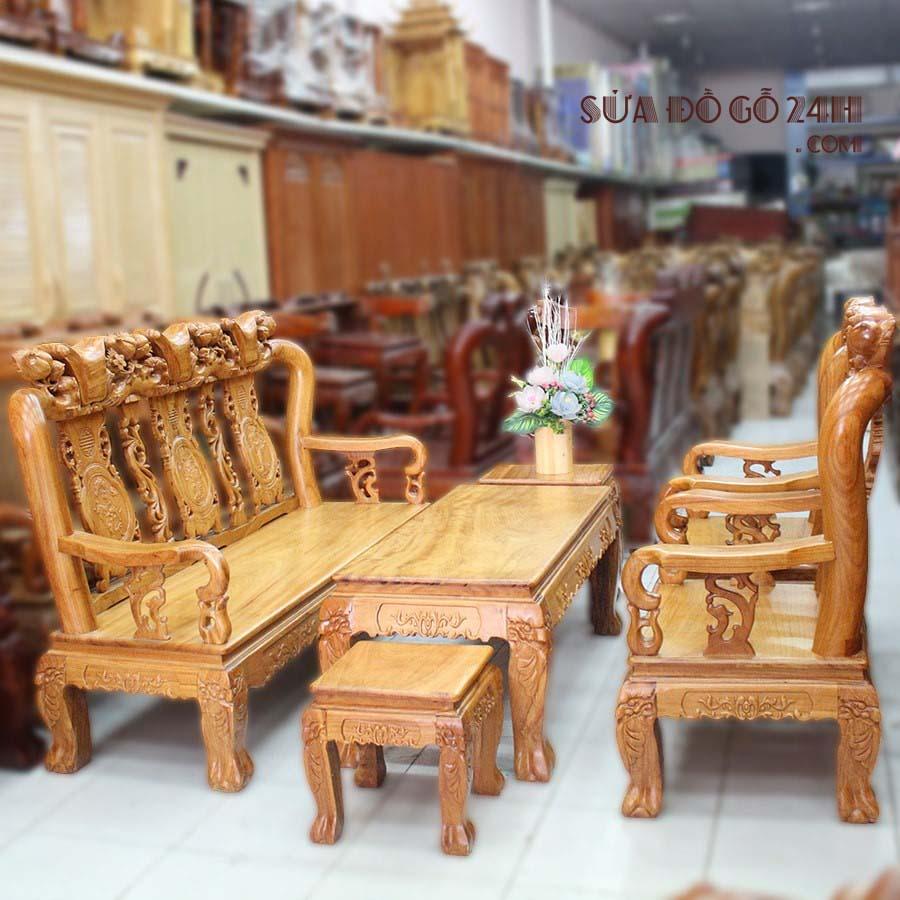 Mẫu đồ gỗ nội thất đẹp