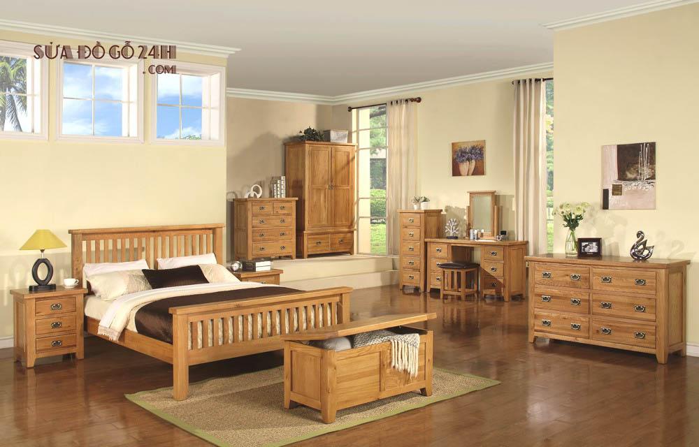 vệ sinh đồ gỗ nội thất