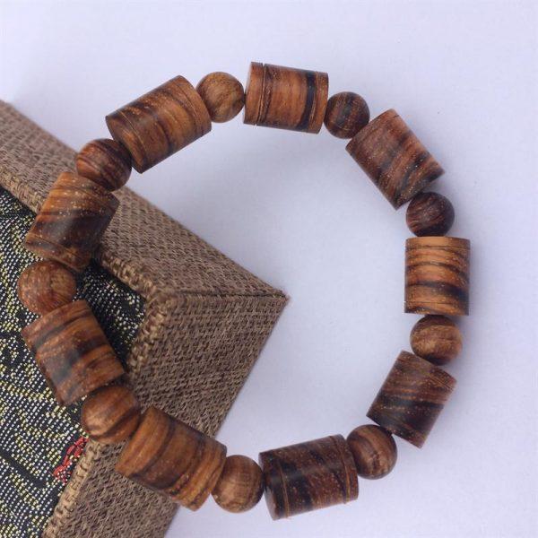 Vòng tay gỗ Huỳnh Đàn