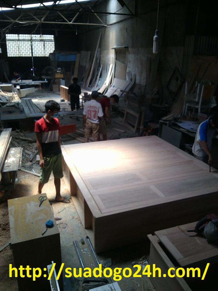 Thợ sửa chữa đồ gỗ quận Hoàng Mai
