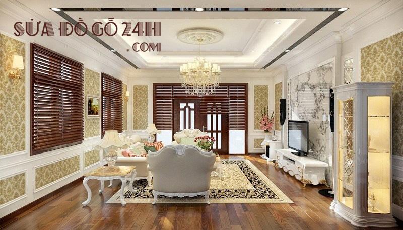 Đơn vị đóng đồ gỗ theo yêu cầu tại Hà Nội