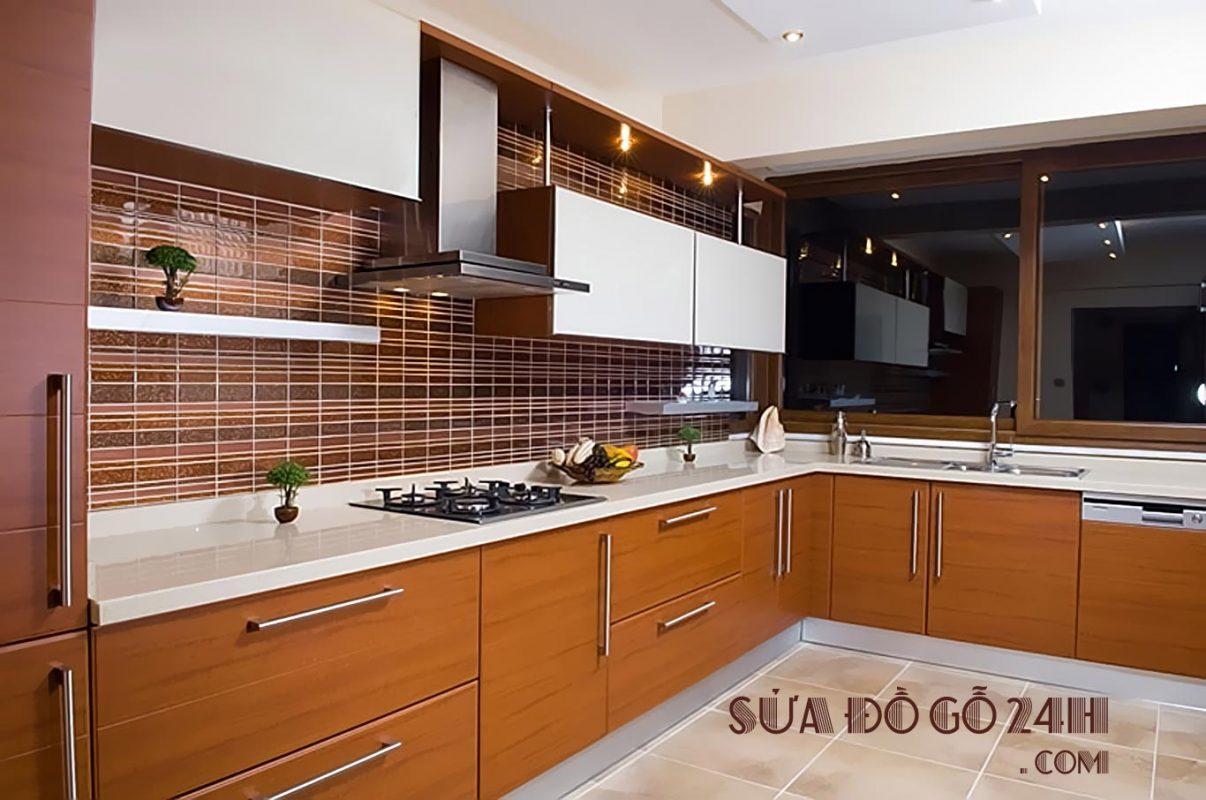 Đơn vị sửa chữa tủ bếp tại quận Hoàn Kiếm