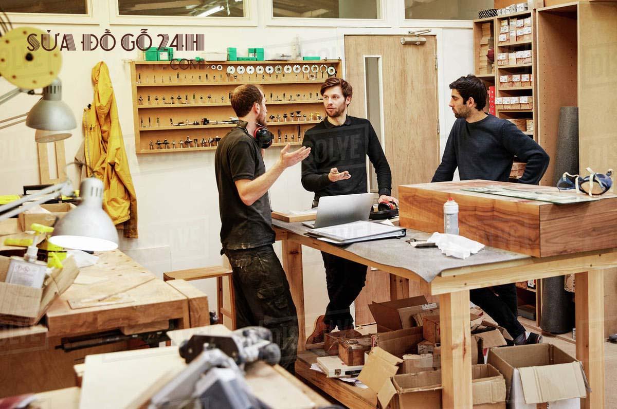 Đơn vị đóng đồ gỗ tại Hà Nội