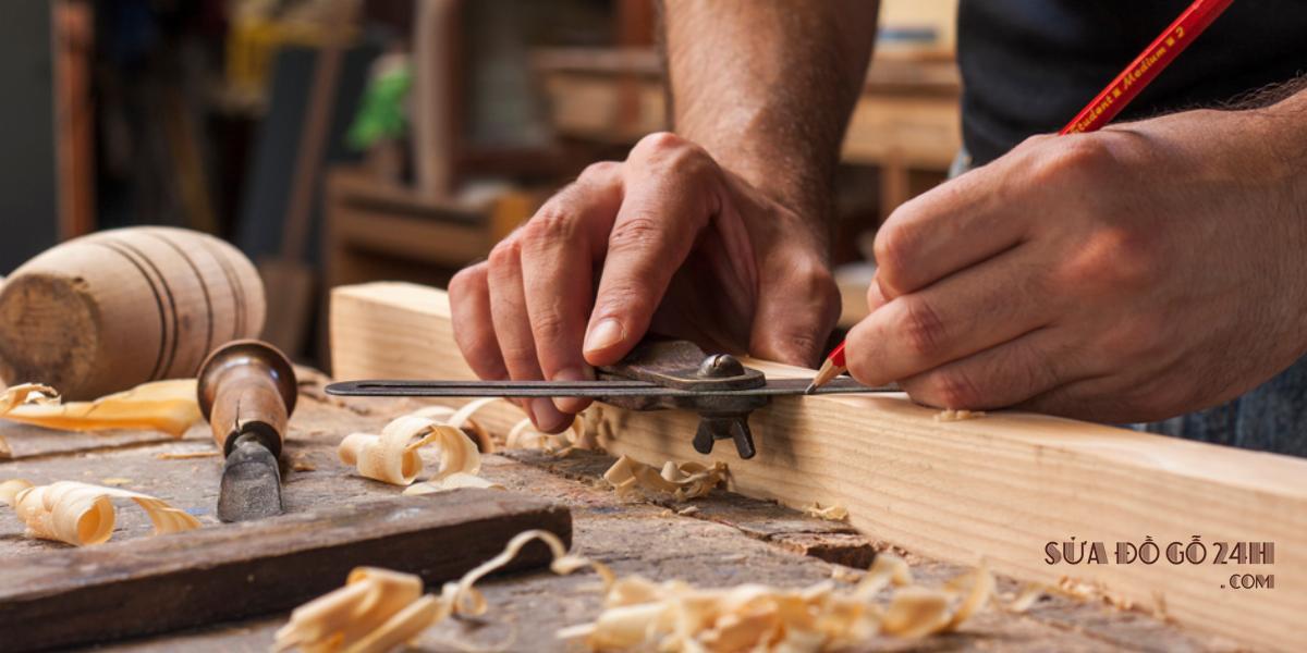 Quy trình sửa đồ gỗ tại Thanh Xuân