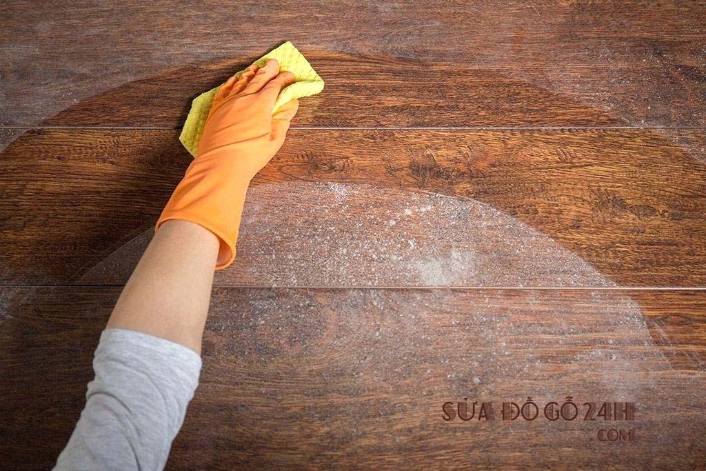 Hướng dẫn làm mới đồ gỗ nội thất