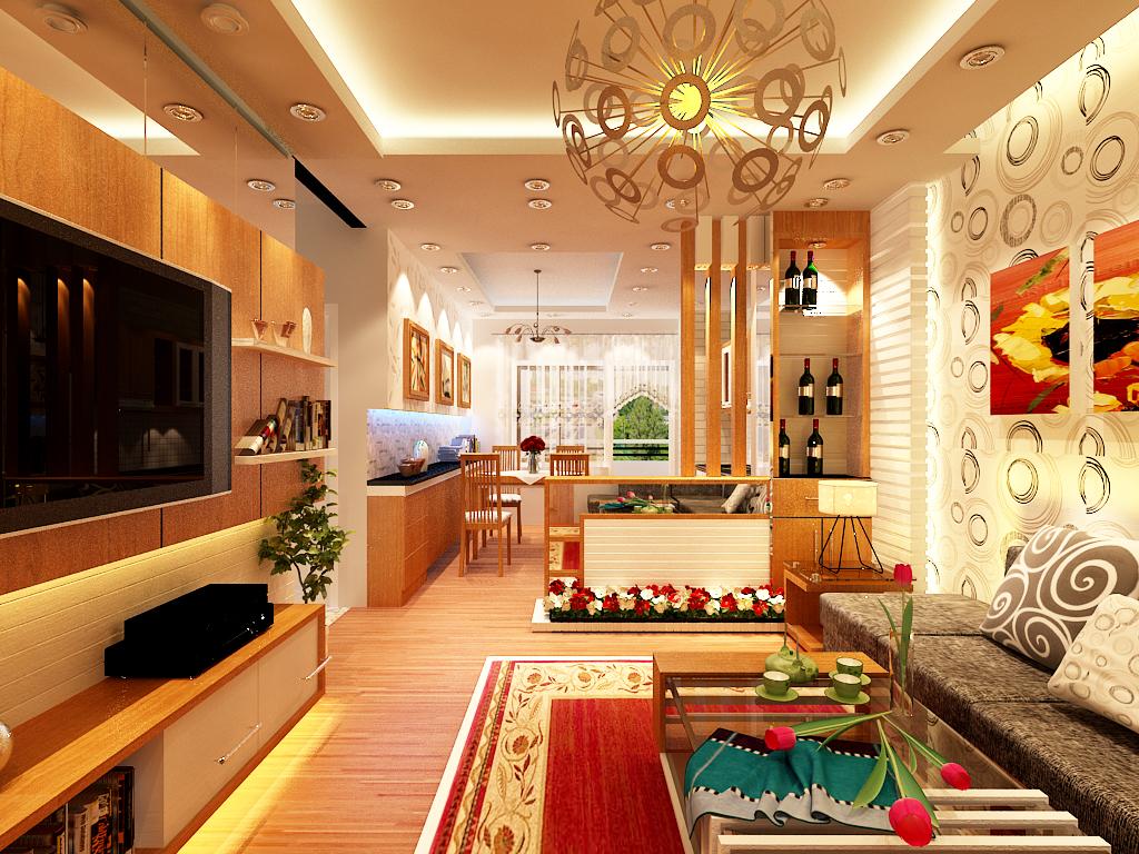 Mẫu đồ gỗ nội thất chung cư