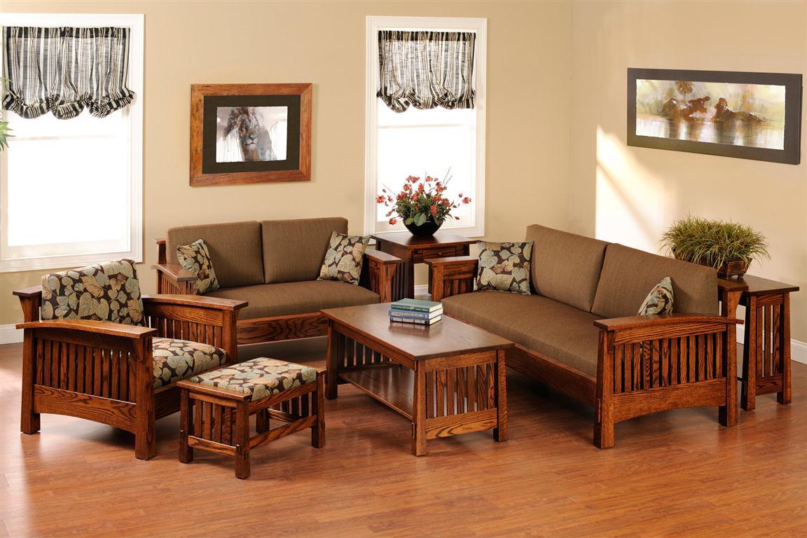 đồ gỗ nội thất đơn giản